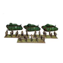 Armored Infantry Carriers (2nd Printing)