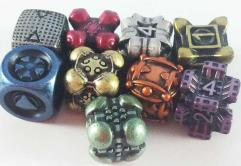 IronDie Sample Dice Pack (9)