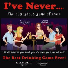 I've Never...? - The Outrageous Game of Truth