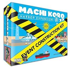 Machi Koro - Harbor Expansion, Event Construction Kit