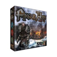 Fire & Axe - A Viking Saga (3rd Edition)