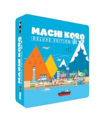 Machi Koro (Deluxe Edition)