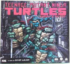 Teenage Mutant Ninja Turtles - Shadows of the Past (Eastman Box Edition)