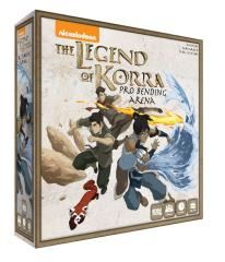 Legend of Korra, The - Pro-Bending Arena
