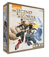 Legend of Korra, The - Pro-bending Arena