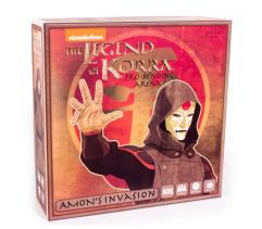 Legend of Korra, The - Pro-Bending Arena, Amon's Invasion Expansion