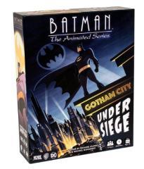 Batman the Animated Series - Gotham City Under Siege
