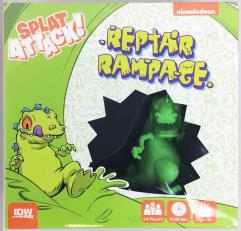 Nickelodeon Splat Attack - Reptar Rampage Expansion