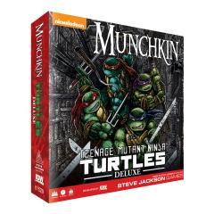 Munchkin Teenage Mutant Ninja Turtles (Deluxe Edition)