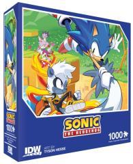 Sonic the Hedgehog - Too Slow! Premium Puzzle