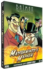 Batman the Animated Series - Masterminds and Mayhem