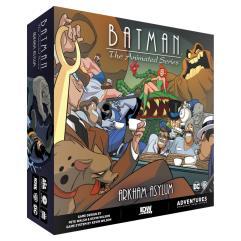 Batman the Animated Series - Arkham Asylum