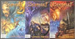 Beowulf Collection - 3 Issues!