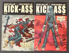 Kick-Ass 2-Pack - Issues #2 & #3