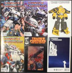 Transformers Collection - 6 Issues!