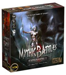 Mythic Battles - Expansion #1 - Bloody Dawn of Legends, The