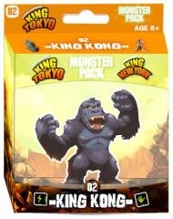 King of Tokyo - New York King Kong Monster Pack