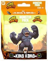 King of Tokyo/New York - Monster Pack #2, King Kong