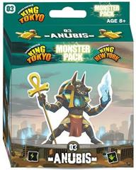 King of Tokyo/New York - Monster Pack #3, Anubis