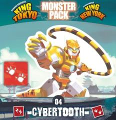 King of Tokyo/New York - Monster Pack #4, Cybertooth
