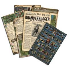 Gazette #4 w/Brandenburger