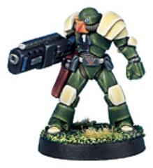 Assault Marine w/Grenade Launcher
