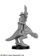 Commando Scout w/Gauss Rifle