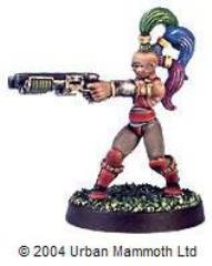 Berserker Gunslinger