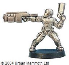 Marine w/Grenade Launcher