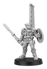 Suppressor Sergeant w/Baton