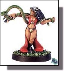 Morrigan - Priestess of the Horned God