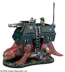 Behemoth Assault Tank
