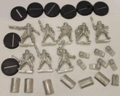 Legionaries Collection #1
