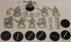 Culann's Swordsmen #1
