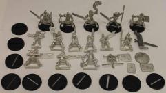 Gaels Warrior Collection #1