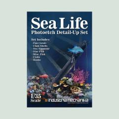 Sea Life Photoetch Detail Set