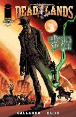 Deadlands - The Devil's Six Gun
