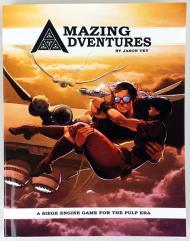 Amazing Adventures (Digest Edition)