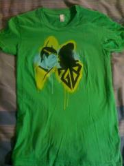 T-Shirt - Spock & Uhura (S)