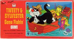 Tweety & Sylvester Gone Fishin' Game