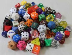 Dice Collection - 100+ Random Dice!