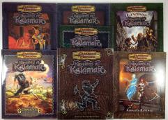 Kingdoms of Kalamar d20 Collection - 7 Books!