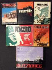 Avalon Hill WWII Collection - 6 Games!