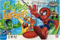Chutes and Ladders (Marvel Super Hero Squad Edition)