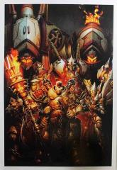 Protectorate of Menoth Command - Poster