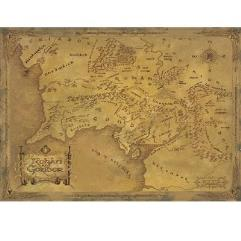 Rohan and Gondor Collector's Map