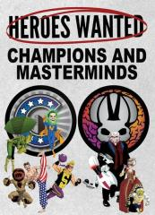 Champions & Masterminds Expansion