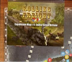 Rolling Freight - Expansion #1, India & Great Britain