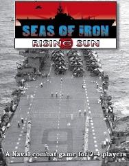Seas of Iron - Rising Sun