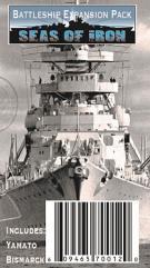 Seas of Iron - Battleship Expansion Pack